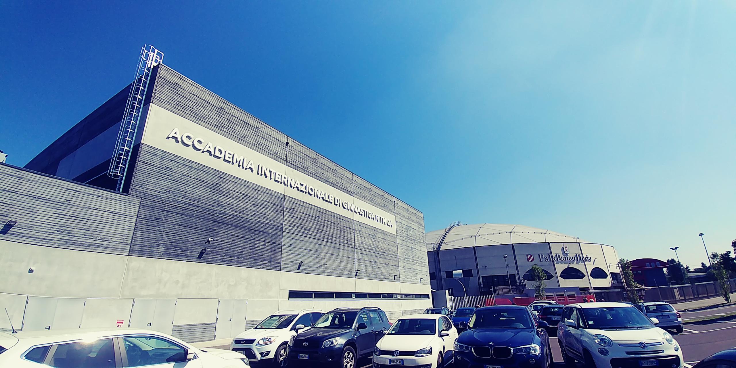 Accademia Internazionale di Ginnastica Ritmica - Coni Servizi S.p.A.