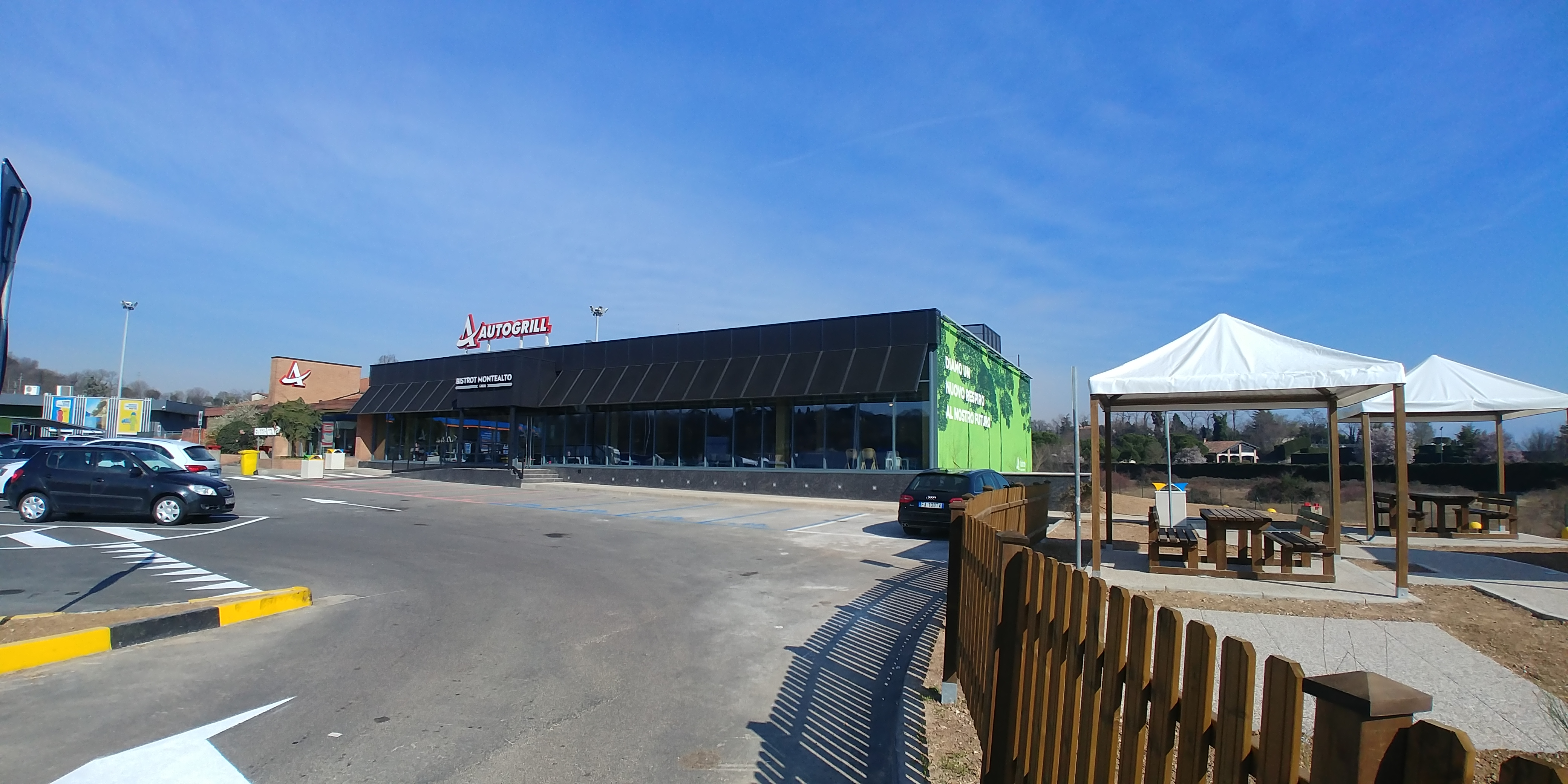 Autogrill Bistrot